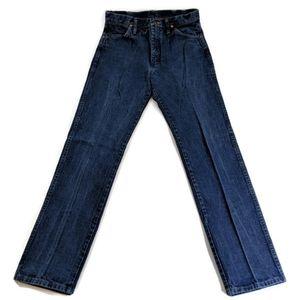 Vintage Men's Wrangler Straight Leg Jeans